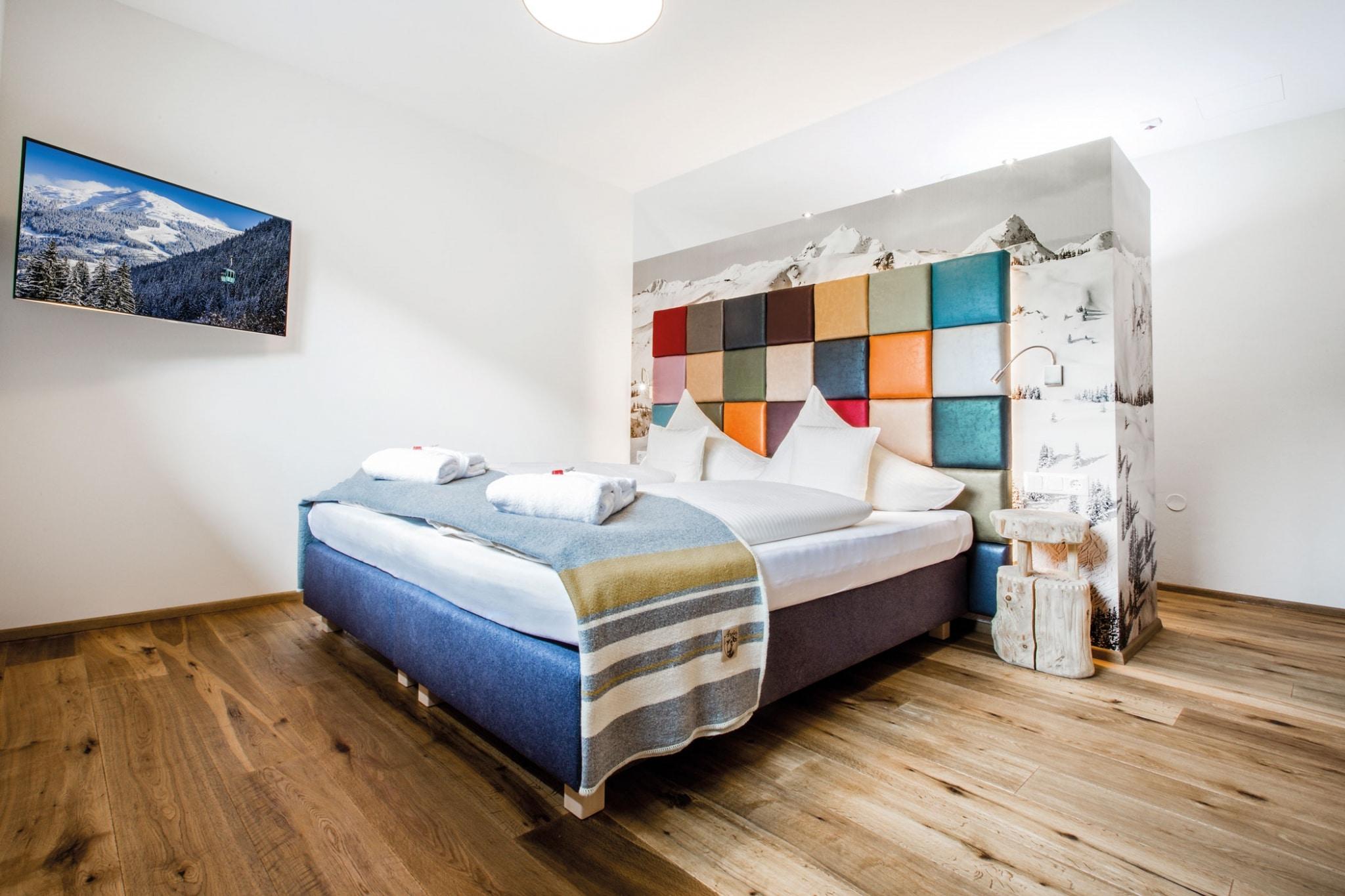 Wohnzimmer Hotel Schlafzimmer